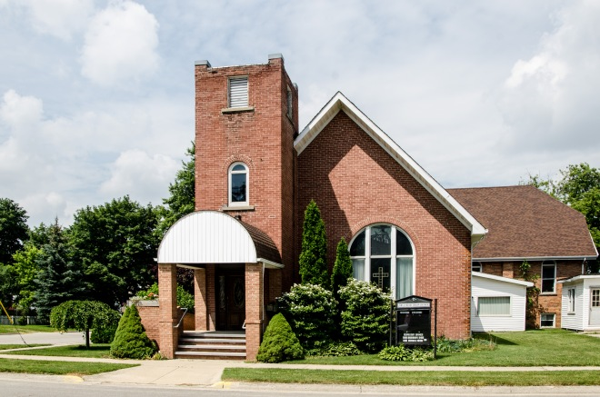 Kinde Presbyterian Church